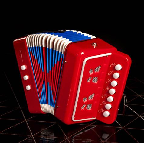 Spielzeugakkordeon
