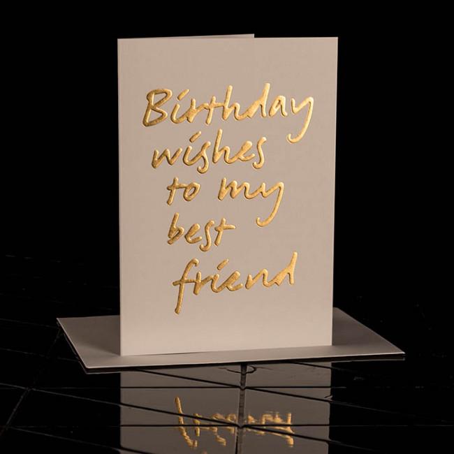 Birthday Wishes To My Best Friend
