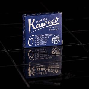 Kaweco - Tintenpatronen, königsblau