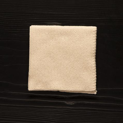 Dishcloth, cream
