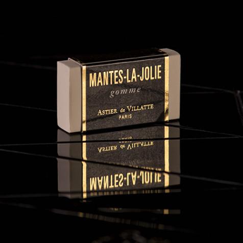 Scented eraser, Mantes-la-Jolie
