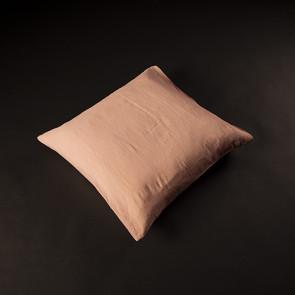 Linen Pillow 65 x 65 cm, nude