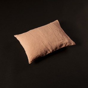 Linen Pillow 30 x 40 cm, nude