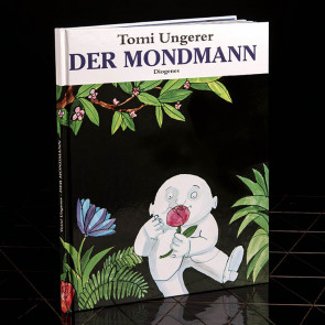 Children s book, Der Mondmann