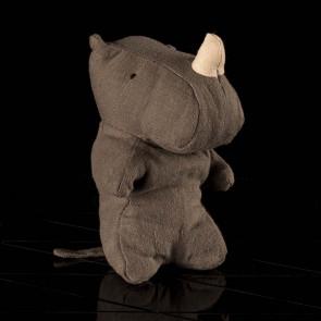 Fluffy toy Rhino