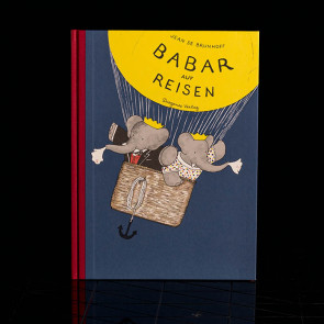 Children s book, Babar auf Reisen