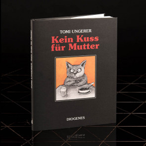 Children s book, Kein Kuss für Mutter
