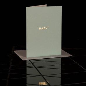 Karte BABY