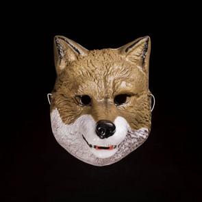 Maske Wolf