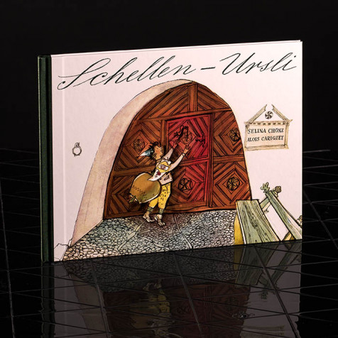 Children s book, Schellen-Ursli