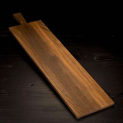 Wooden cutting board, 80 x 21 cm