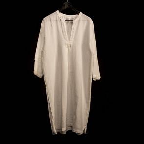 Kaftan, optic white, one size