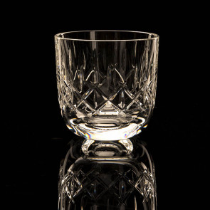 Glass, crystal, whiskey