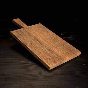 Wooden cutting board, 33.5 x 21 cm